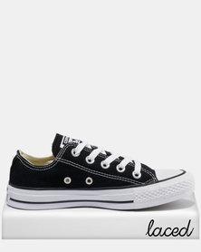 Converse Chuck Taylor All Star Lo Ladies Sneakers Black
