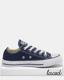 Converse Chuck Taylor All Star Lo Ladies Sneakers Navy