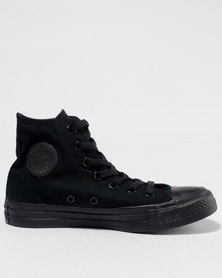 Converse Chuck Taylor All Star Specialty Hi Ladies Sneakers Black
