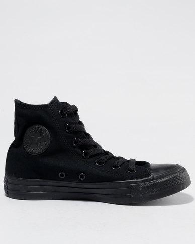 30e9b2cd357 Converse Chuck Taylor All Star Specialty Hi Ladies Sneakers Black ...
