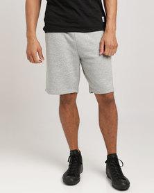 Converse Core Shorts Grey