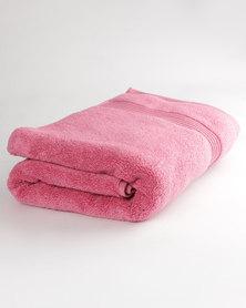 Colibri Imperial Bath Towel Pink