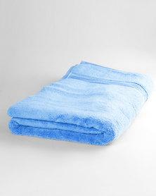 Colibri Imperial Bath Sheet Blue