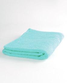 Colibri Galleon Bath Towel Blue