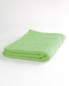 Colibri Galleon Bath Towel Green