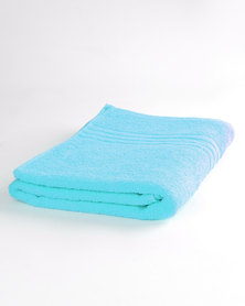 Colibri Towelling Universal Bath Towel Blue