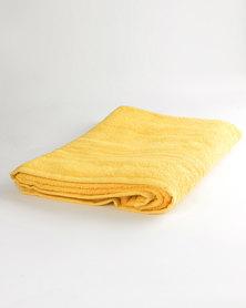 Colibri Towelling Universal Bath Sheet Gold