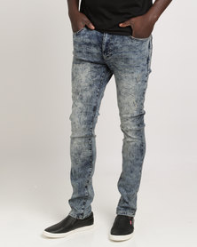K7Star Fletcher Jeans Snow Wash