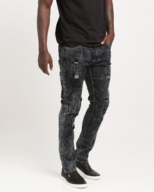 K7Star Rocker Jeans Dirty Wash
