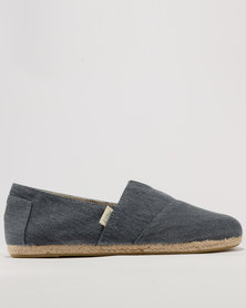 Paez Icon Original Raw Essentials Espadrilles Sea