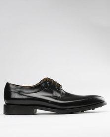 Crocket & Jones Formal Lace Up Shoes Black