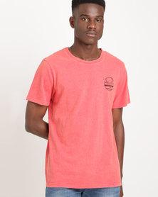 Urban Beach Cook T-shirt Red