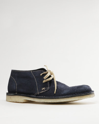 Grasshoppers Grasshoppers Desert Suede Casual Lace Up Boot Navy marketable cheap online cheap low cost jmmF6