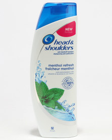 Head & Shoulders Shampoo Menthol 400ml
