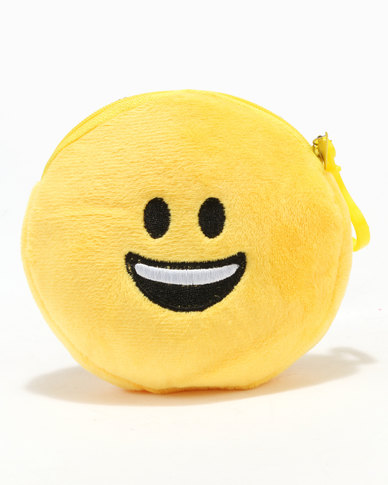 Emoji Smiley Purse