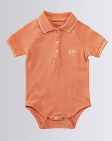 Parental Instinct Stain Resistant Odinn Polo Tickelled