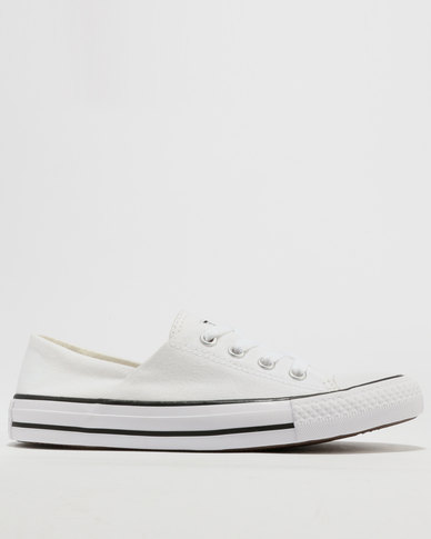 5fcdb6e69367 Converse Chuck Taylor All Stars Canvas Ox White Black