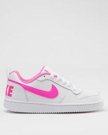 Nike Court Borough Low (GS) White