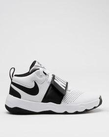 Nike Team Hustle D 8 (GS) White