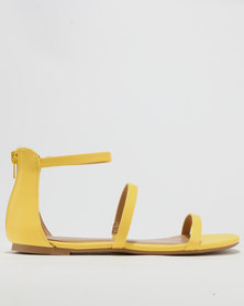 Call It Spring Keahi Sandals Yellow