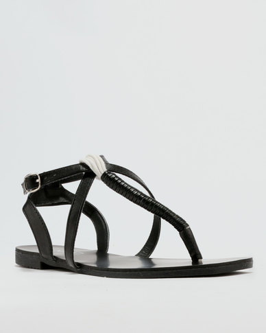 ZOOM ZOOM Yael Sandals Black best sale cheap online visit new cheap pay with paypal osCmzsP