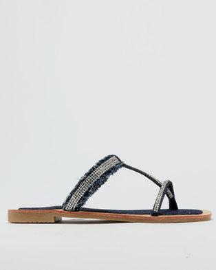 ZOOM Jami Sandals Blue/Denim
