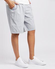 Lizzard Strollers Shorts Grey