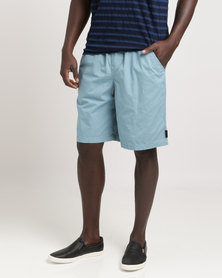 Lizzard Strollers Shorts Blue