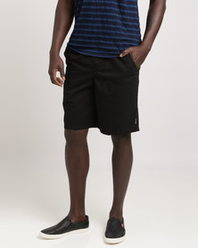 Lizzard Strollers Shorts Black