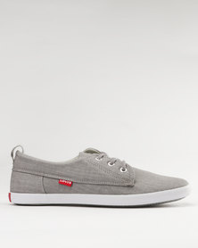 Levi's Fennel 2 Low Cut Sneakers Washed Grey