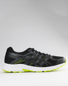 Asics Performance Gel-Contend 4 Black/Black/Energy Green