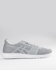 Asics Performance Kanmei Mid Grey/Mid Grey/Carbon