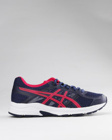Asics Performance Gel-Contend 4 Indigo Blue/Cosmo Pink/Black