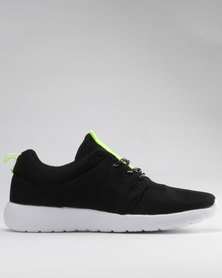 Utopia Unisex Trainers Black