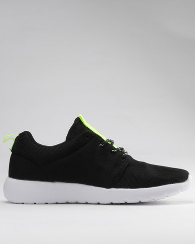 best website 6cd78 ec3ad ... Black Sneakers Online in South Africa Mens Zando ...