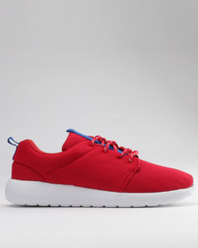 Utopia Unisex Trainers Red