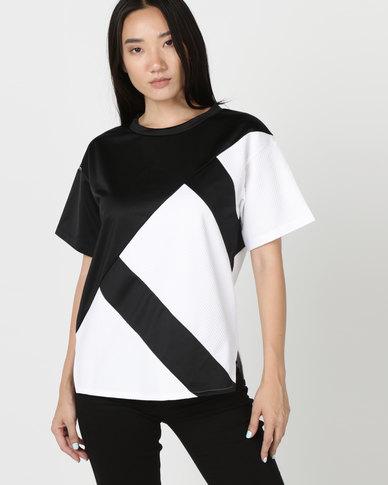 adidas Originals EQT Top Black/White