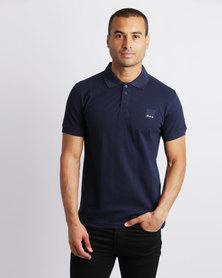 Jonathan D Classic Plain Golfer Navy