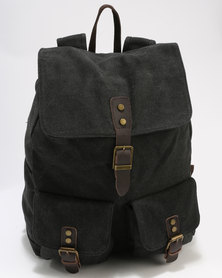 Shadows Cuan Backpack Black