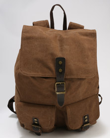 Shadows Cuan Backpack Coffee