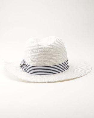 ALDO Adraevie Hat White