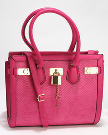 ALDO Gilliam Handbag Pink