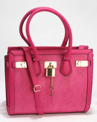 ALDO Gilliam Handbag Pink