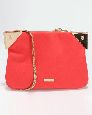 ALDO Appleblues Handbag Red