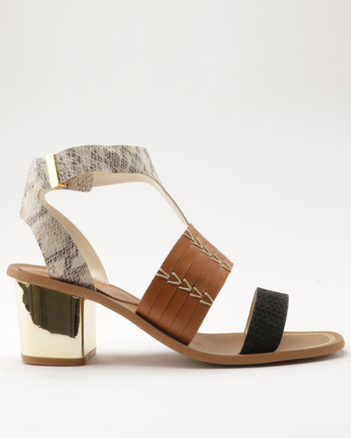 7ecb23b2a7d0 ALDO Adigon Ladies Sandals Multi