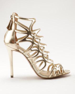 Aldo Eryde Sandals Gold
