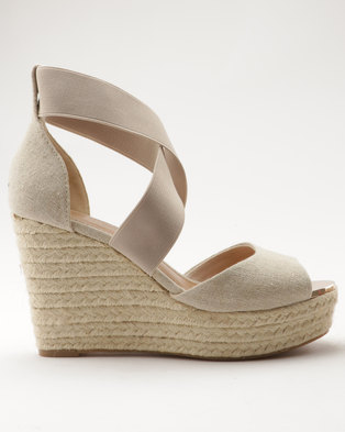 Aldo Aselle High Wedge Natural