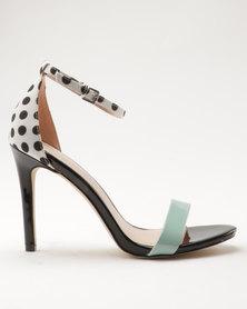 ALDO Paules Heeled Sandals Black
