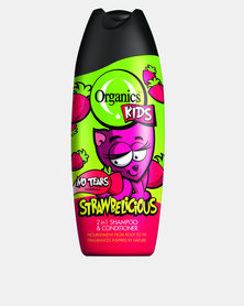 Organics for Kids 2in1 400ml Strawbelicious