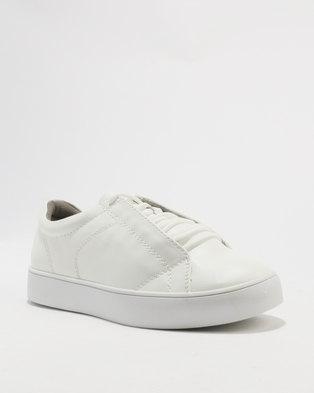 quality design f762f 5ac3b Utopia PU Sneaker White